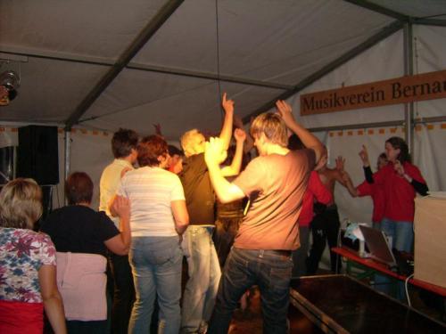 Heigumperfest 2008 Freitag