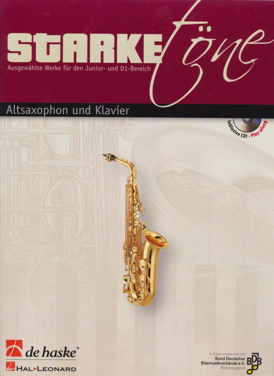 Starke Töne - Altsaxophon