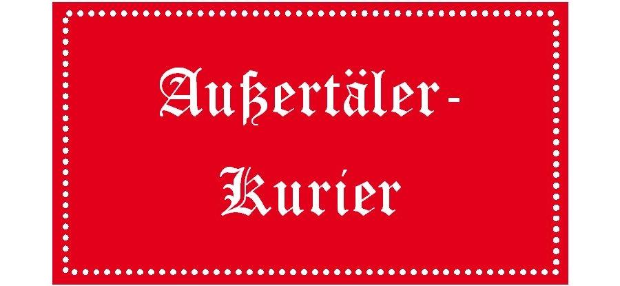 Außertäler Kurier Nr. 1 (Januar 2018)